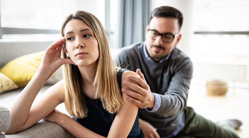 Kako umiriti strasti po sporu s partnerjem?